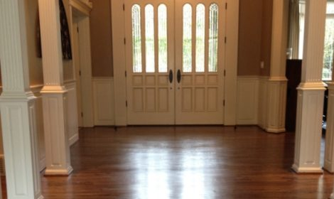 Eastside Hardwood - Entry Way - Hardwood Floors in Bellevue, Kirkland, Redmond and Seattle