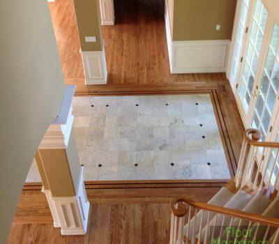 Detailed Hardwood Floor work with Eastside Hardwood